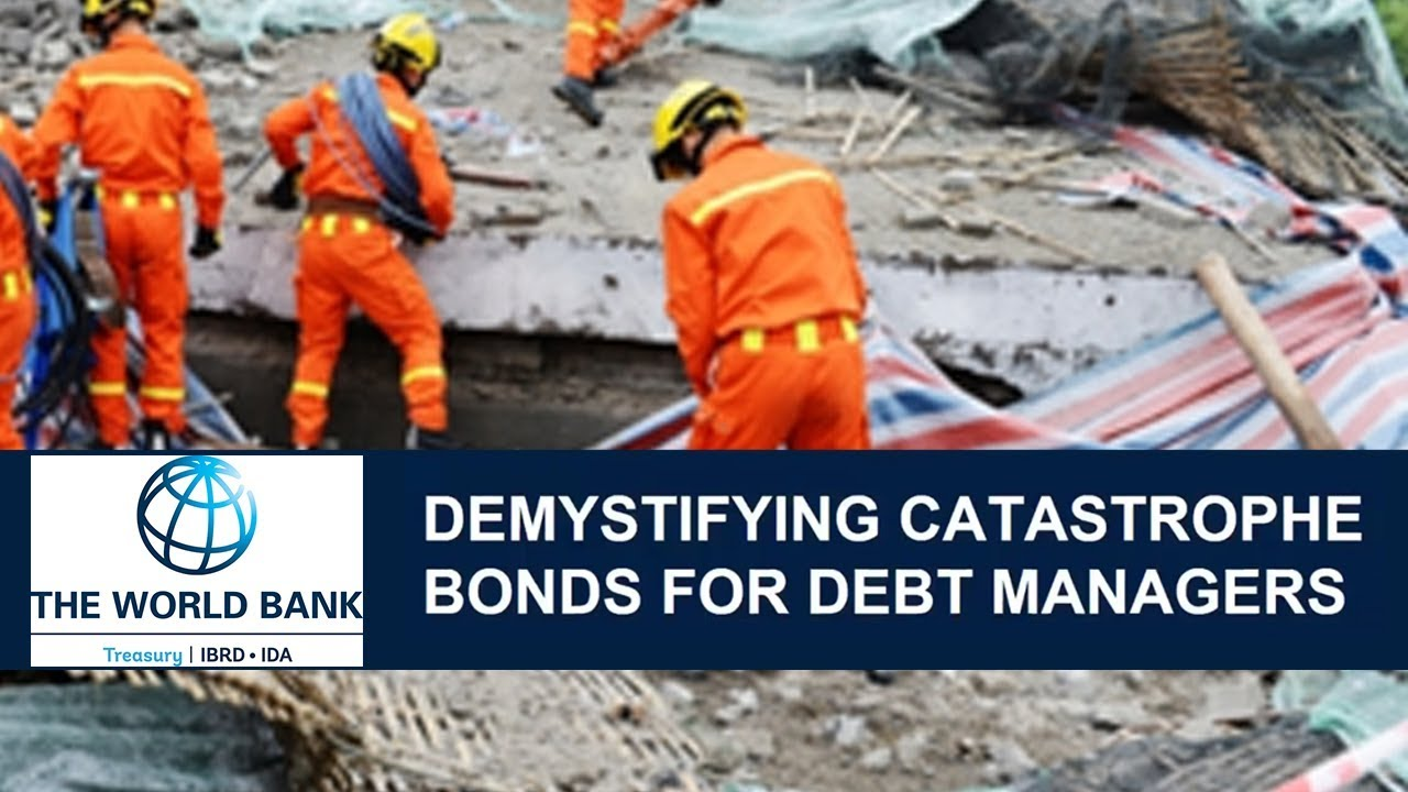 Demystifying Catastrophe Bonds for Debt Managers_May 20, 2018
