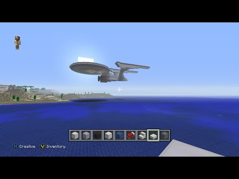 NEW U.S.S. Enterprise-A refit moc tutorial pt1