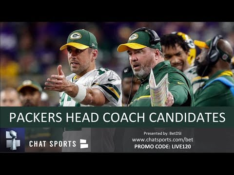 Top 10 Green Bay Packers Head Coach Candidates For 2019
