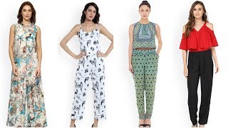 Fashionable Ways To Style Jumpsuits