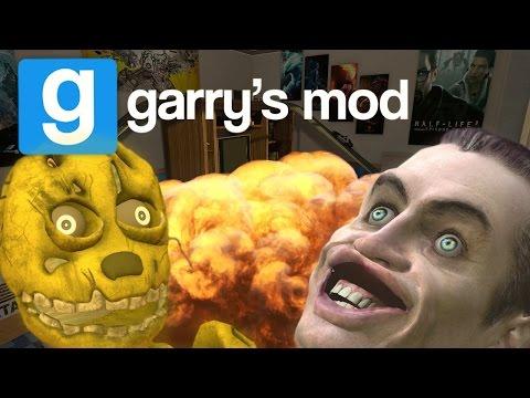 ISSO AQUI TA UMA LOUCURA!! - GMOD (Garry's Mod)