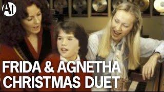 ABBA Agnetha Frida Christmas Songs 2019 Nu Tändas Tusen Juleljus Rare Unreleased Happy New Year