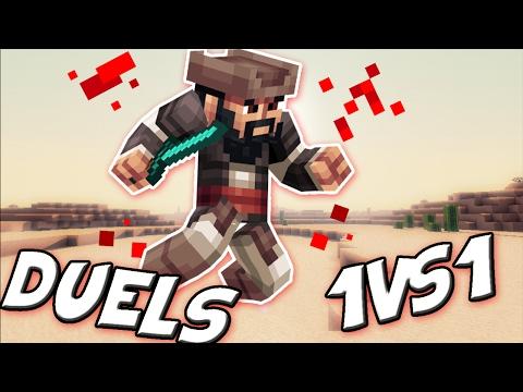 Minecraft | Assassinations 1v1s & duels