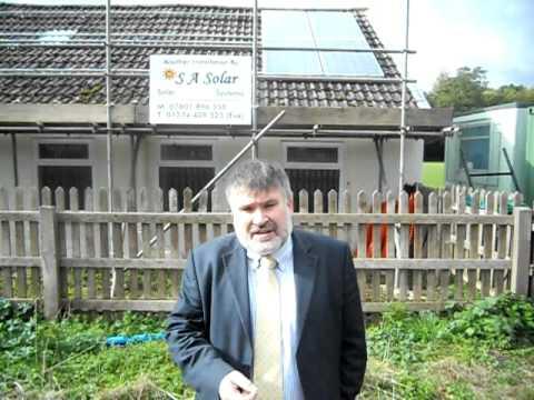 Mayor Dave Hodgson Climate Change Fund Message.avi