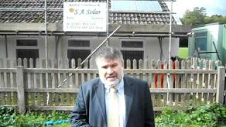 Mayor Dave Hodgson Climate Change Fund Message.avi