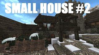 Minecraft: Frozen Island: Small House #2