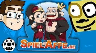 Die Buben spielen Flashgames auf Spielaffe.de