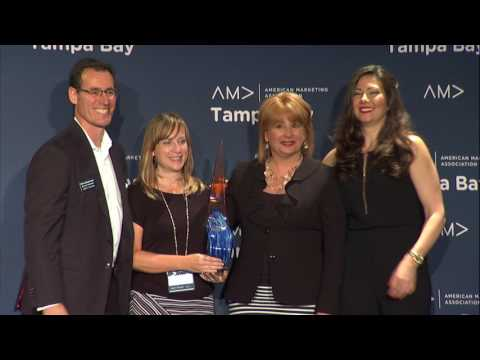 AMA Tampa Bay - 2016 Grand Marketer of the Year