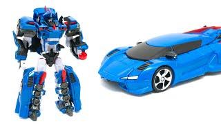 또봇V 슈퍼카 변신 로봇 캡틴잭 장난감 놀이 #Toys…