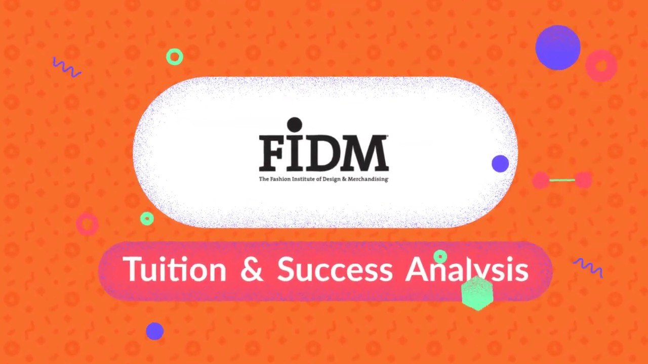 Fidm Fashion Institute Of Design Merchandising Los Angeles Tuition Admissions News More Youtube