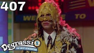 Degrassi: The Next Generation 407 - Time Stands Still, Pt.1