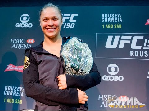 Travis Browne Confirms He's Dating Ronda Rousey