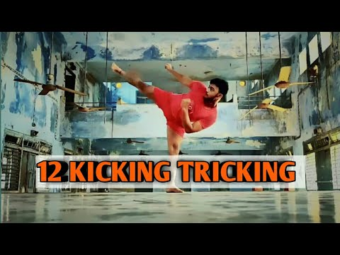12 KICKING TRICKING | A PROGRESSIVE SESSION BEGINNERS from YouTube · Duration:  2 minutes 7 seconds