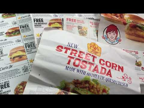 Fast Food Coupons, Great Savings!!!!