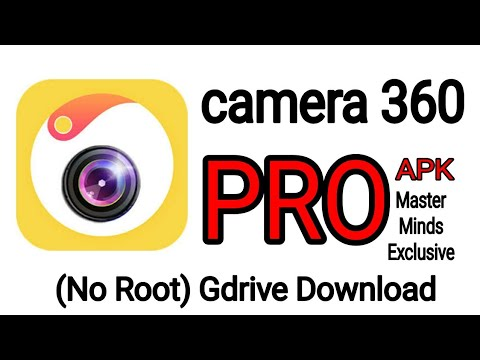 Camera 360 Pro Apk 2019 Full Paid Latest Version Gdrive Download