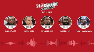 SPEAK FOR YOURSELF Audio Podcast (5.13.19) with Marcellus Wiley, Jason Whitlock | SPEAK FOR YOURSELF
