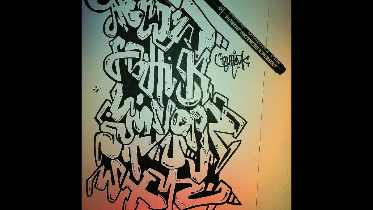 Grafiti Keren