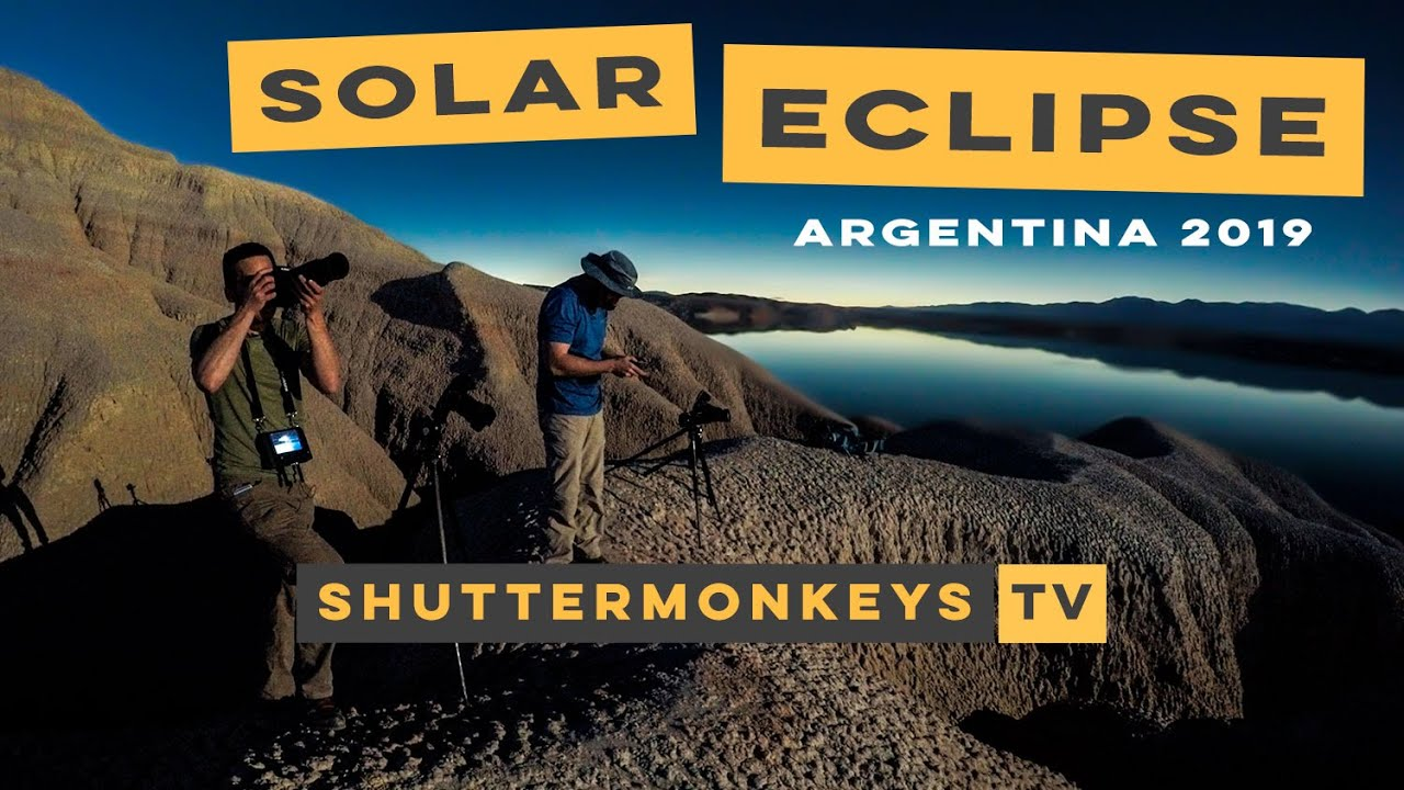 Argentina Solar Eclipse Photo Adventure