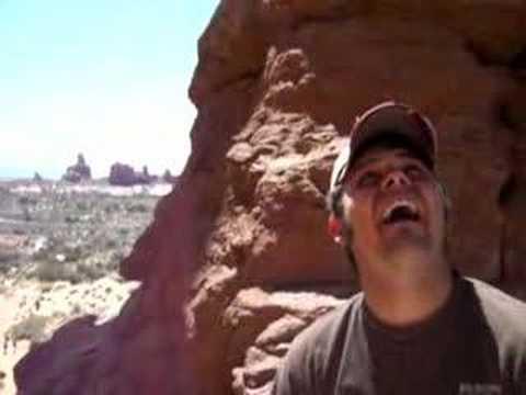DJ the Moab Tour Guide