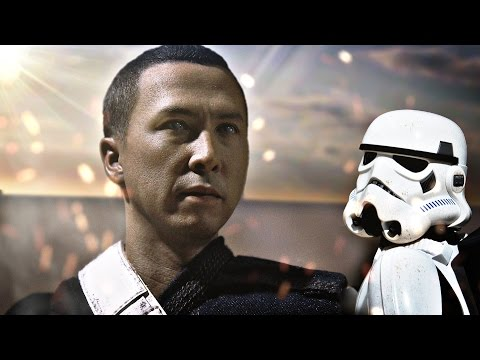 Star Wars Stop motion - Donnie Yen VS Storm Troopers