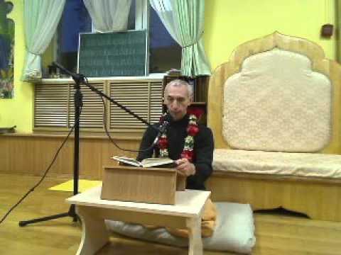 Шримад Бхагаватам 3.31.13 - Дамодара Пандит прабху