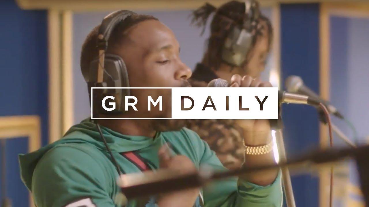 Krept & Konan - Told You ft. Slaves [Live Performance]   GRM Daily