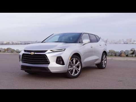 Уже год продают новый Chevrolet Blazer 2019! А смысл?
