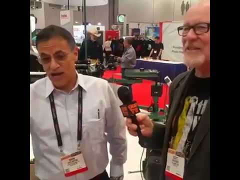 Scott Fresener interviews Mark Vasilantone/Vastex at SGIA 2016 in Las Vegas