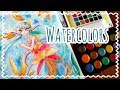 ☆ WATERCOLOR || Product Review + Speedpaint! ☆