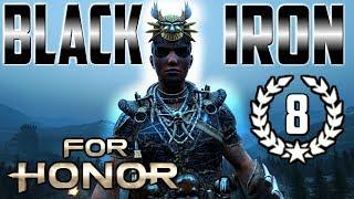 [For Honor] Shaman Reputation 8 Black Iron Duels