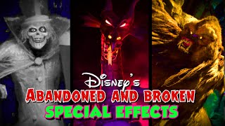 Top 13 Abandoned and Broken Disney Effects