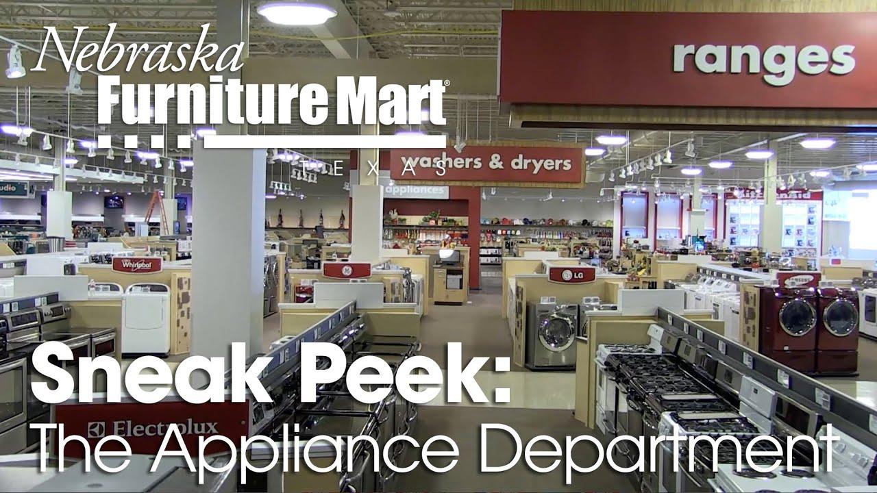 Nfm Texas Tuesday Sneak Peek The Appliance Department Youtube