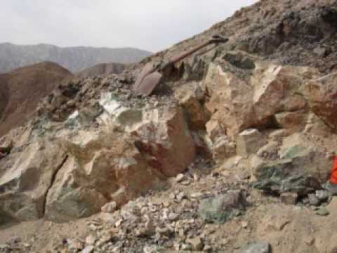 Gem Silica of Peru   New Inspiration Mine