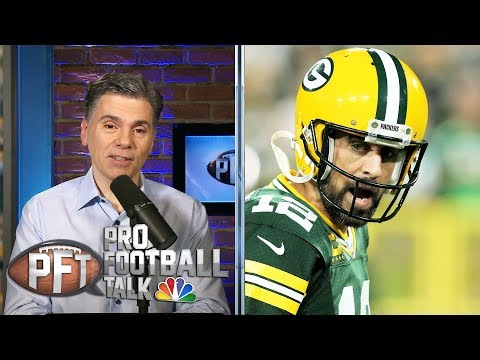 Who Are The Leaders On The Green Bay Packers? | Pro Football Talk | NBC Sports