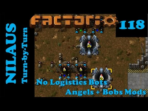 Factorio S6E118 - Completing Uranium Power recycling to MOX