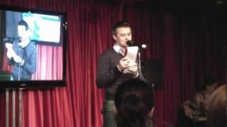 Comedy club. Петр Старостин. Сценарий порнофильма