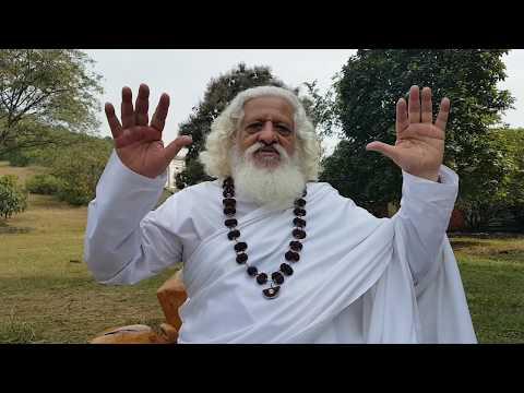 December 2017 full moon message - Yogiraj on Raja yoga and Ashtanga yoga