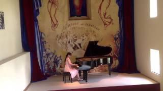 バッハ 平均律クラヴィーア曲集 第1巻 第13番 嬰へ長調 BWV858 ピアノ:...