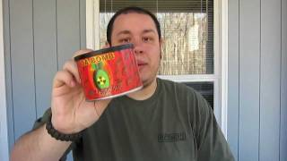Spicy Food Review : Da Bomb Ghost Pepper Nuts (Naga Jolokia)