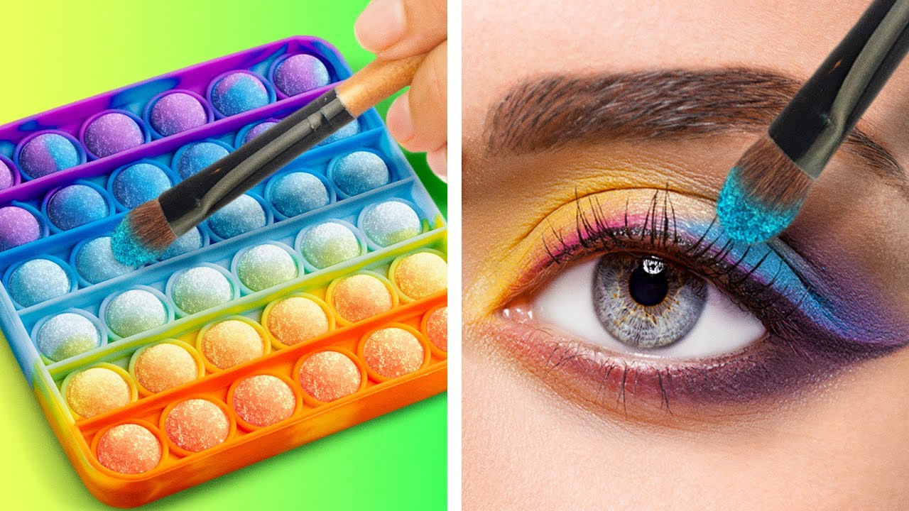 Download Brilliant Beauty Hacks & Makeup Tricks You Need to Try