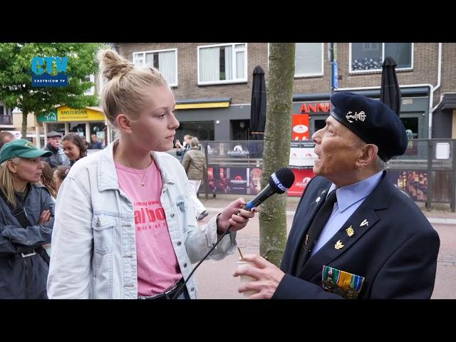 C-TV: Verslag van veteranendag