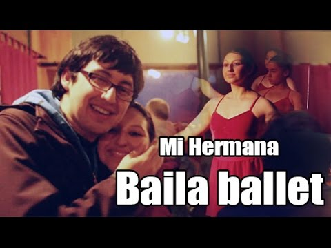 Mi hermana baila ballet - Chilenito TV Random