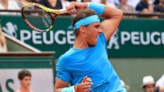 الإسباني رافايل نادال يحرز اللقب الـ11 في بطولة فرنسا المفتوحة لكرة المضرب