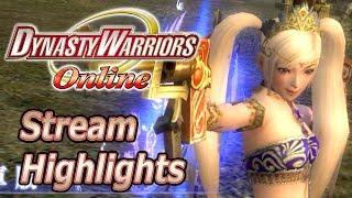 Dynasty Warriors Online Z / 真・三國無双Online Z - Test Stream
