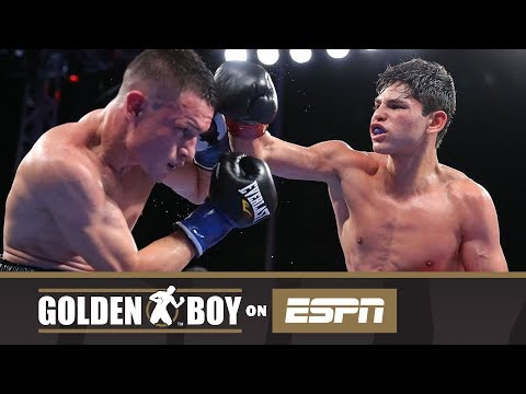Golden Boy On ESPN: Ryan Garcia Vs Jayson Velez (FULL FIGHT)
