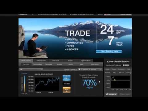 Binary Options Trading In Dubai through Plus500, 24Option, GOptions, Banc de Binary 2014