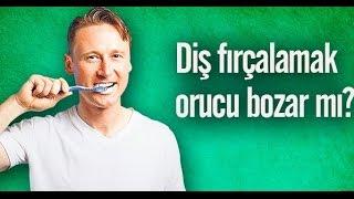 Diş fırçalamak , ıslak misvak kullanmak orucu bozar mı?
