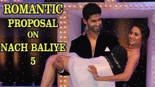 NACH BALIYE 5 - Ravi Dubey PROPOSES Sargun ROMANTICALLY 9th February 2013 FULL EPISODE