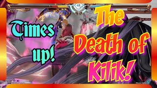 The Death of Kilik!????~????