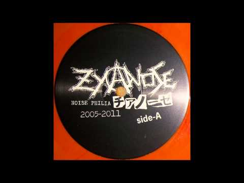 ZyanosE - Noise Philia: 2005-2011 LP 12""